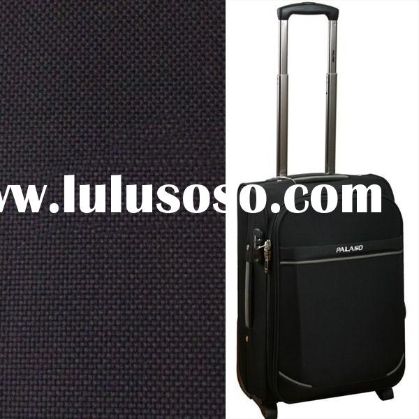 pu coated waterproof polyester fabric for bag