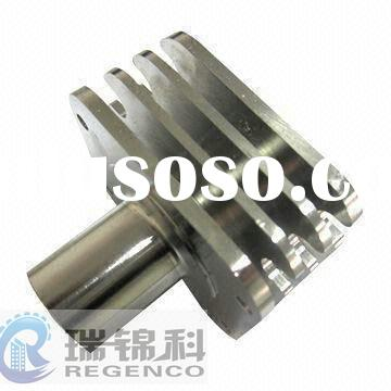 Precision CNC Machining Part, Made of Stainless Steel AISI 316L, Electro-polishing Finish