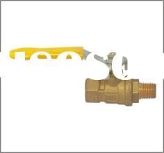 Brass Mini Ball Valve For Gas
