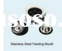 Stainless Steel Feeding Mouth