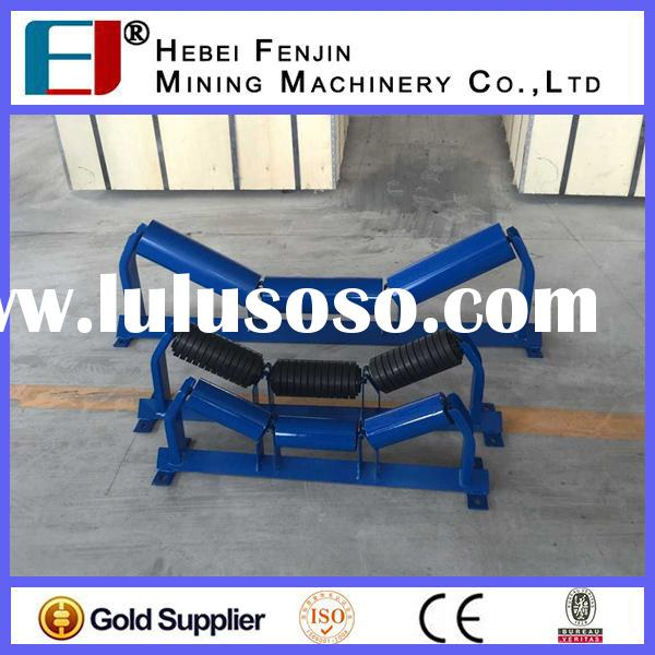 Steel Roller, Belt conveyor carrier roller, steel troughing roller