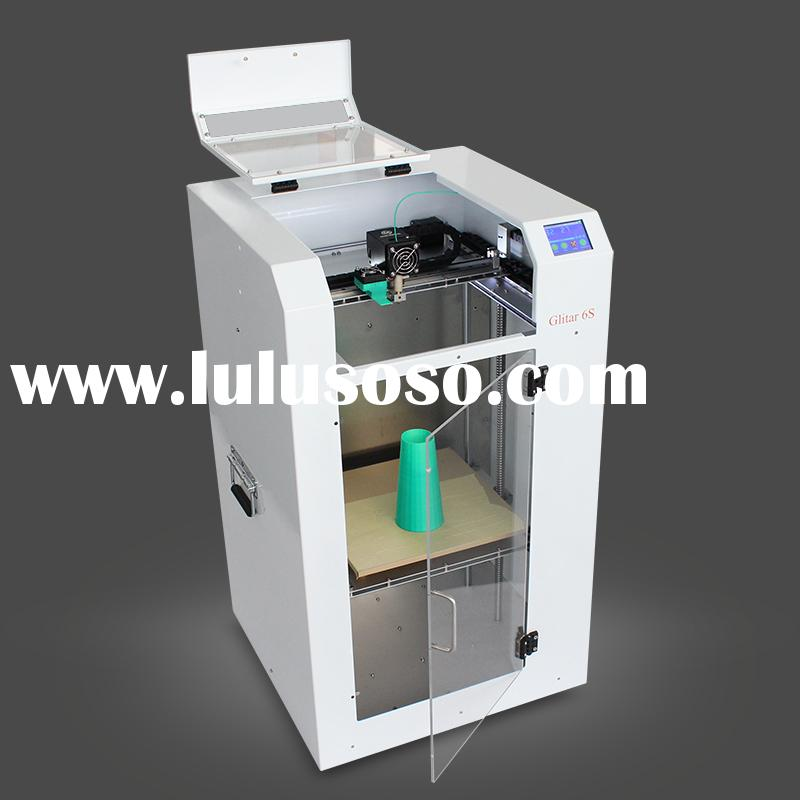 Large Size Metal 3D Printer 300 × 300 × 600 mm , Support SD Card
