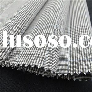 100% Cotton Yarn Dyed Gingham Fabric