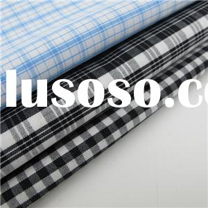 Yarn Dyed Check Cotton Fabric