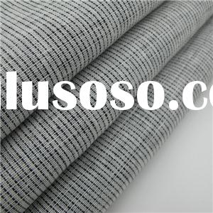 2 Ply Yarn Dyed Cotton Linen Fabric