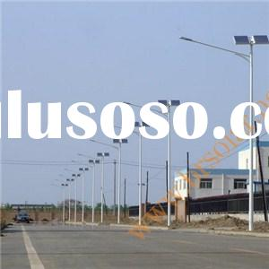 Burying Battery Type Solar Street Lights