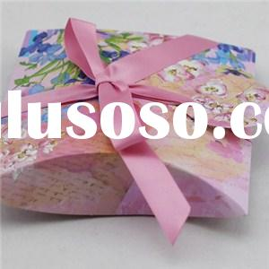 Paper Wrapping Paper Candy Box