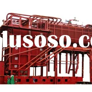 SZL Type Coal Assembly Pipe Steam Boiler