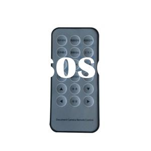 18 Buttons Ultra-thin Infrared remote controller