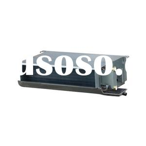 Duct Type Chiller Water Fan Coil Unit