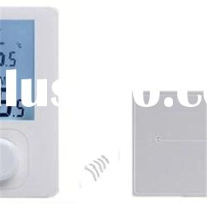 Non Programmable Wireless Radiant Heating Room Thermostat-HTW-31-W13V
