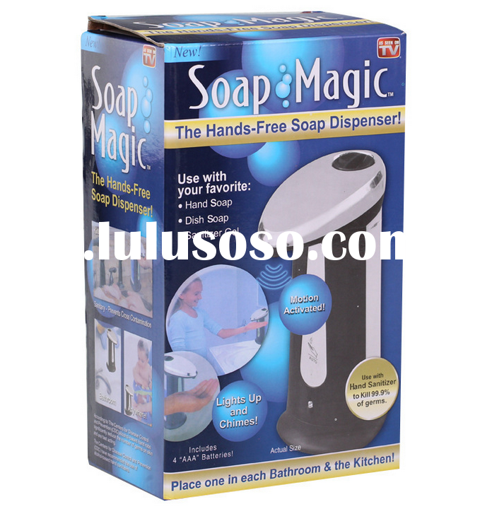 soap magic automatic and hands-free supplier
