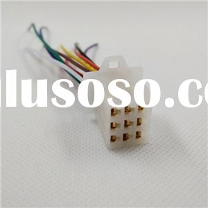 Auto Customized Wire Connector Assembled Molex Wire Harness