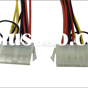ATX 10 PIN Male To Female Power Cable