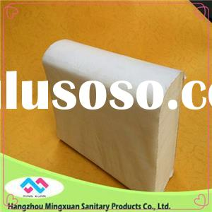 Household White Interfold/Multifold Paper Towel And Paper Towel Roll
