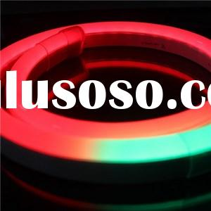 5050 SMD LED Video Moving Led Neon Flex, Led Pixel Flex Neon Light With Dome Surface