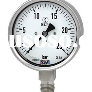 Bourdon Tube Pressure Gauge Safety Version 232.30, 233.30