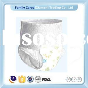 Baby Printed Cloth Like Film Adult Pull Up Diaper Price