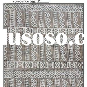 White Water Soluble Fabric African Lace Fabrics (S8061)