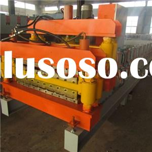 Automatic Double Layer Cold Roof Roll Forming Machine