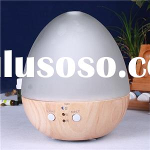Glass And Wood Electric Oil Diffuser