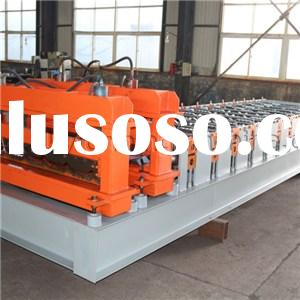 Metal Roof Glazed Tile Roll Forming Equipment