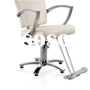 Hair Salon Styling Chair With Five Star Base