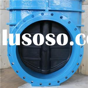 Big Size Resilient Seat Gate Valve