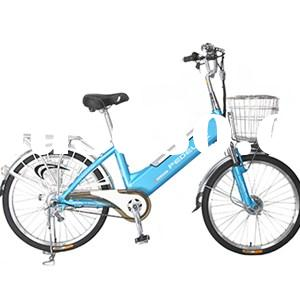 20 Inches 48V12AH Household Leisure Intelligent Electric City Bikes
