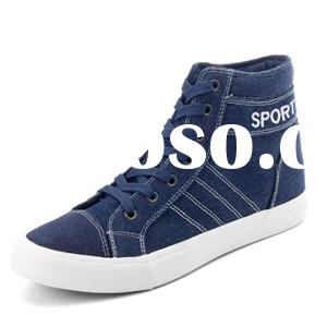 2016 New Fashion High Top Canvas Sneakers