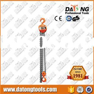 3Ton Manual Operated Chain Hoist Truck Lift