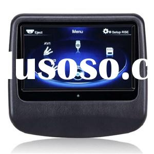 Portable DVD Players With Headrest