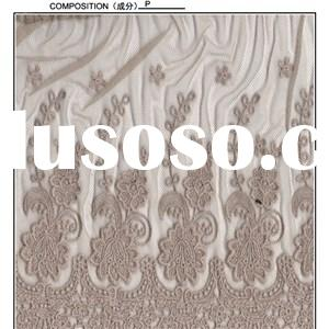 Embroidery Lace ,nice Design Lace Fabric (S8032)