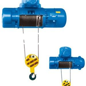 Dual Speed Wire Rope Electric Hoist