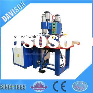 5KW Double Heads High Frequency PVC Blister Packaging Machine With Pedal