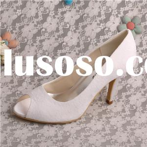 Wedding Bridal Shoes High Heel