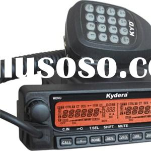 Dual Band, Double Display With High Power Mobile Radio NC-UV90A
