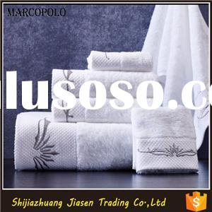China Supplier Hot Sell Wholesale Hotel Bath Towel Sets With Low Price