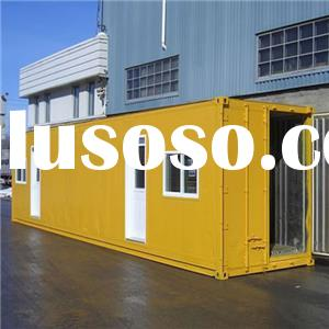 China Prefab House Luxury Shipping Container Home For Sale