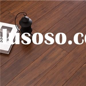 Deep Carbonized Strand Woven Bamboo Flooring