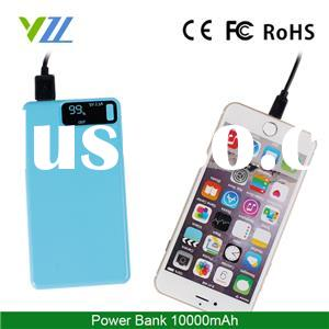 Quick Charge Power Bank Dual USB Charger QC2.0 Power Bank