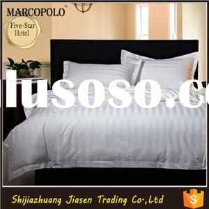Good Quality Hotel Linen Bedding Sets ,400T 100% Cotton Hotel Bedding Sets 5 Star
