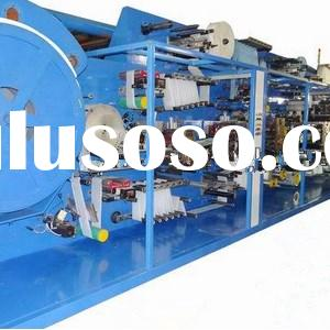 Full Automatic High Speed Frequency Baby Diaper Machine