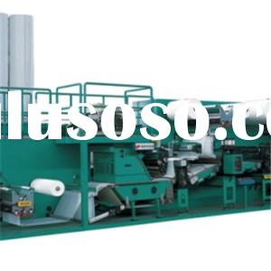 High Speed Full Automatic Used Under Pad Machine