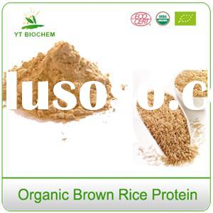 100% Organic Brown Rice Sprouted Protein Isolate