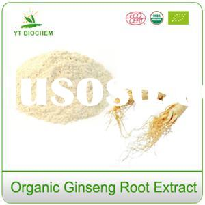 100% Organic American/ Korea/ Siberian/ Red Ginseng Root Extract Powder