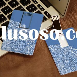 Promotional Credit Card USB Flash Drives