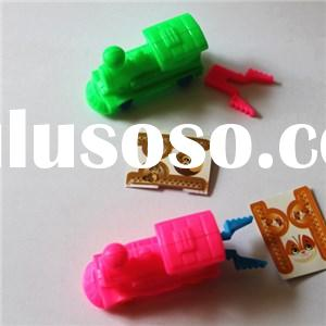 Kid Toy Plastic Capsule Toy And Small Train Toys