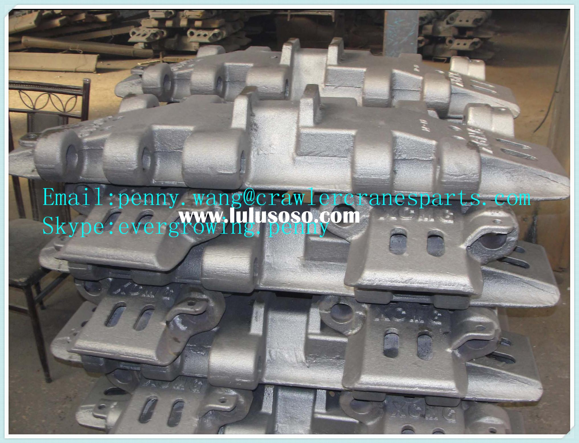Crawler crane track shoe for HITACHI KH100