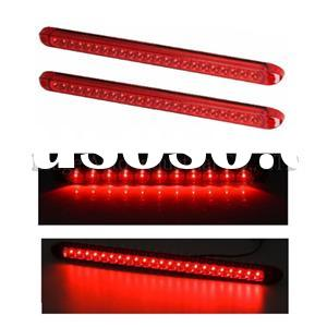 LED Car Trailer Truck Stop Turn Tail Brake Light ID Bar Waterproof